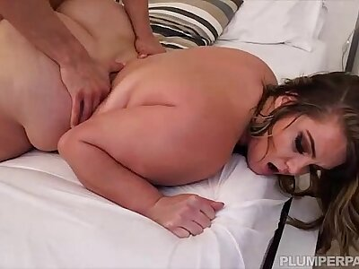 Big Booty BBW Mazzaratie Monica Will take care of BBWcon 2016