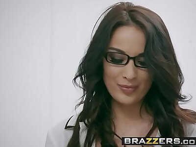 Brazzers - Heavy Tits at Omnibus -  Romance Languages instalment starring Anissa Kate and Marc Rose