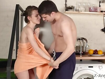 X-Angels.com - Nelya - Bright orgasms not susceptible caboose astonish