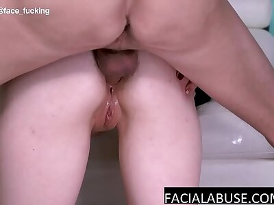 Tormented anal added to ATM for 18yo redhead